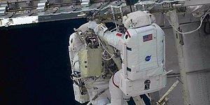 ISS Astronotlarının 6 Saatlik Uzay Yürüyüşü Tamamlandı! İşte Göreve Ait NASA'nın Paylaştığı Fotoğraflar