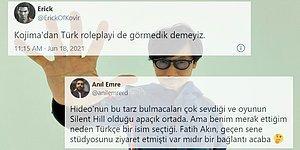 Hideo Kojima'nın Hasan Kahraman Adıyla Oyun Geliştirdiği İddialarına Türk Oyunculardan Gelen Tepkiler