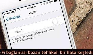 iPhone'larda Wi-Fi Bağlantısını Bozan Sıra Dışı Bir Hata Ortaya Çıktı!