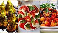 Yazın Kurduğunuz Sofraları Şenlendirecek Mevsimlik Sebzeler İle Yapabileceğiniz Hafif Tarifler