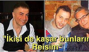 Telefonları Dinlenen Sedat Peker'in Stelyo Pipis ile Yaptığı Ünlülerle İlgili Görüşmenin Deşifresi