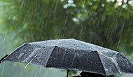 Meteoroloji'den Kuvvetli Yağış Uyarısı! 4 Derece Azalacak