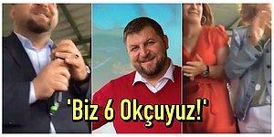 """CHP İlçe Başkanı Deniz Bakır: """"CHP'li Kadınlar Bereketlidir, Biz Sizden 6 Çocuk Bekliyoruz!"""""""