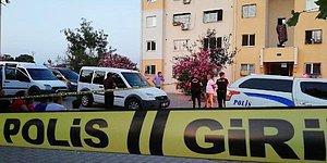 Adana'daki Cinayetin Sebebi Balkondan Cinsel Organ Göstermekmiş