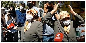 """CHP Heyetinin Ziyaret Ettiği Erzurum'da Yaşlı Kadın İsyan Etti: """"Çocuklarımız Meyve Diye Ağlıyor, Alamıyoruz!"""""""