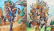 Oyun Karakterleri Tüm Envanterlerini Gerçekten Taşısalar Nasıl Olurdu Sorusuna Yanıt Veren 9 Çalışma