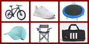 Sağlıklı ve Sportif Bir Yaşamı Benimsemek İsteyenlere Özel 12 Ürün