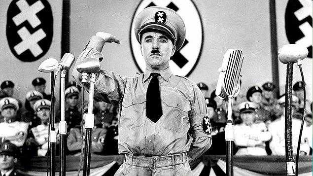 20. The Great Dictator (1940)