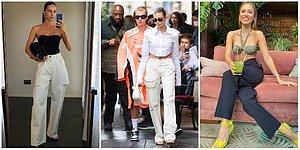 Modayla İlgilenen Herkesin Aklında Tek Bir Soru: Neden Tüm Influencer'lar Hailey Bieber'ın Tarzını Kopyalıyor?