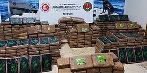 Yine Muz Konteynerinde Gelmiş: Mersin Limanı'nda 463 Kilogram Kokain Ele Geçirildi
