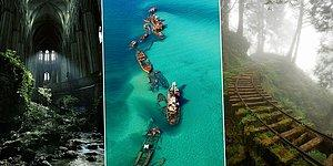 HD Fotoğraflarla Dünya Üzerindeki En Etkileyici 40 Terk Edilmiş Mekan