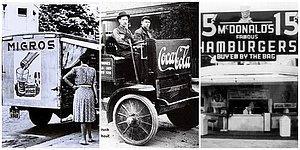Bugünün 19 Büyük Şirketinin Geçmişine Ait Çok Özel Fotoğraflar