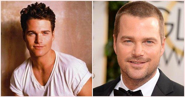 10. Chris O'Donnell