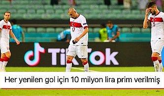 A Milli Takım'a EURO 2020'ye Katıldıkları İçin 75 Milyon Lira Prim Dağıtıldığını Biliyor muydunuz?