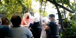 İstanbul Tozkoparan'da Hukuksuz Kentsel Dönüşüme Direnen Vatandaşlara Gazlı Müdahale