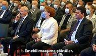 """Meral Akşener'den Mansur Yavaş'a İlginç Yanıt: """"Emekli Maaşıma Çöktüler!"""""""