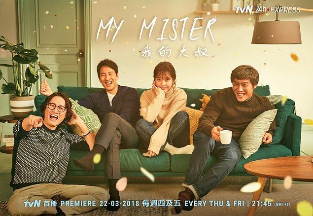 2. My Mister (2018)