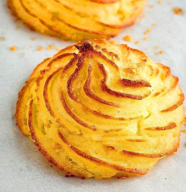 6. Kızarmış Patates Püresi Tarifi: