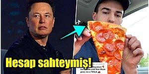 Yine Kandırıldık! Elon Musk'ın Kendisine Tesla Vereceğini Düşünerek 420 Gün Boyunca Aralıksız Pizza Yiyen Adam