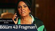 Menajerimi Ara'nın 43. Bölüm Konuk Oyuncuları Kimdir? Menajerimi Ara Yeni Bölüm Fragmanı...
