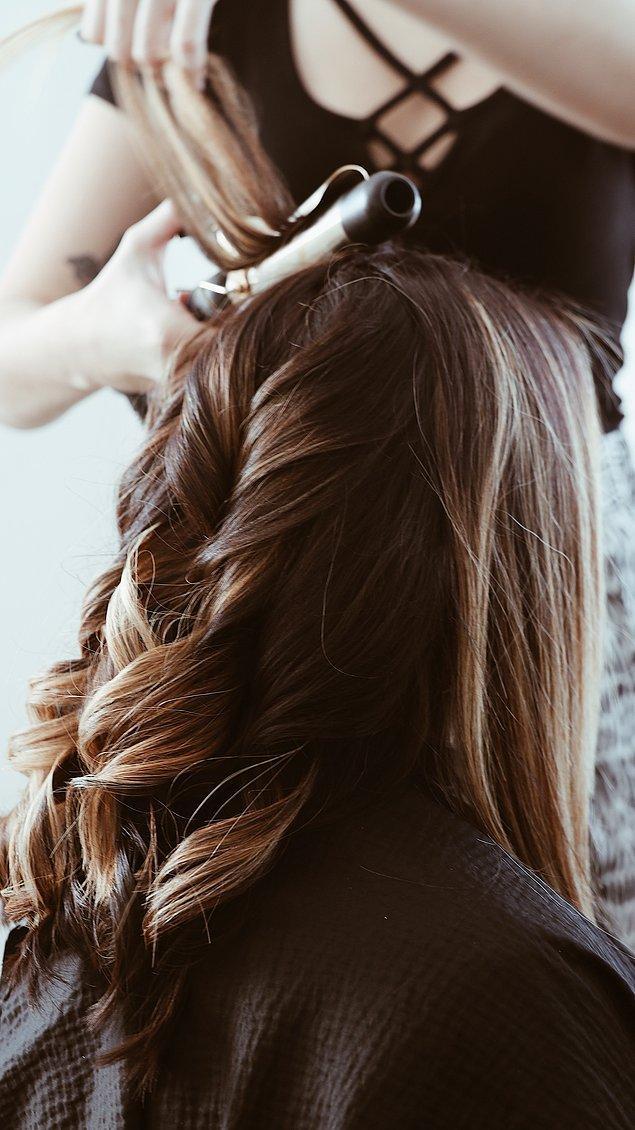1. Saçlarınızı şekillendirmek günümüzde çok daha kolay.