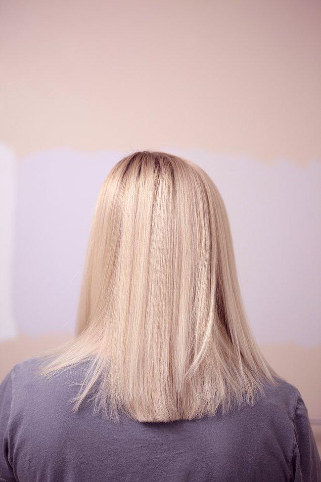 6. Sarı saçlara karşı da bir zaafımız var.