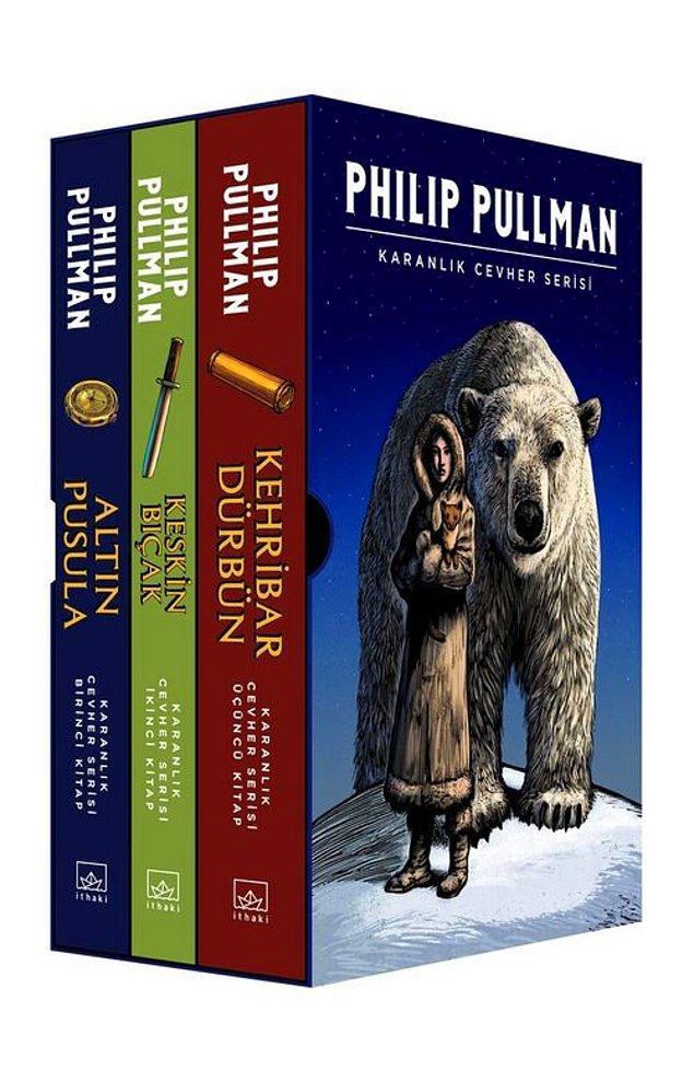 14. Karanlık Cevher - Philip Pullman