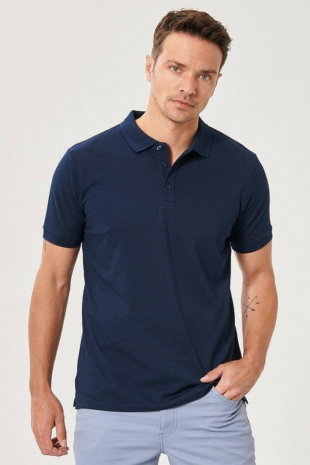 17. Polo tişörtlerin modası asla geçmeyecek.