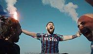 Trabzonspor'un Yeni Formaları #KemençeninRüyası Videosuyla Tanıtıldı