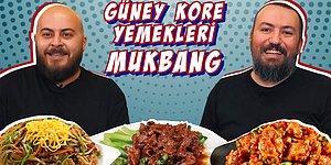 Güney Kore Yemekleri MUKBANG! Eurovision, Uyuz, Normalleşme, Sıla'nın Aşk Hayatı, Demet Özdemir
