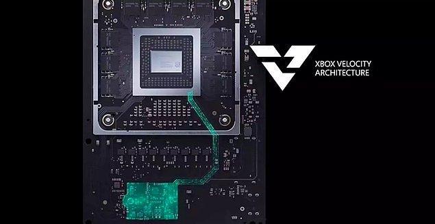 DirectStorage özelliği ise; oyun esnasında grafik kartına gönderilen bilgileri artık Ram'e iletilmesine olanak vererek grafik kartının yükünü azaltıyor ve oyunların yüklenme sürelerini çok büyük ölçüde azaltıyor. Bu özellik konsollarda halihazırda kullanılıyordu ve oyunlar PC'ye göre konsollarda çok daha hızlı açılıyordu. Artık bilgisayarda da aynı hıza erişmek mümkün olacak.