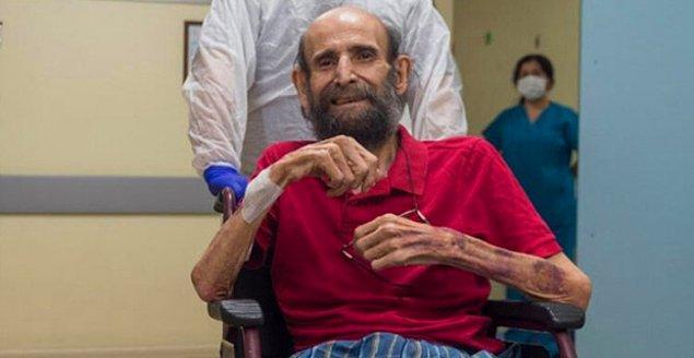 Sayıner ileri yaşla beraber, yeme bozukluğu ve sıvı elektrolit dengesizliği sebebiyle geçen yıl İzmir Eşrefpaşa Hastanesi'nde tedavi görmüş, sağlığına kavuşması sonrası taburcu edilmişti.