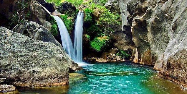 8. Sapadere Kanyonu, Antalya