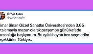 Mimar Sinan Üniversitesi'ni Dereceyle Bitirip Garsonluğa Başlayan Gencin İsyanı ve Bazı Örnekler