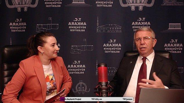 Twitch yayınlarına konuk olma furyasını Ankara Büyükşehir Belediye Başkanı Mansur Yavaş başlatmıştı.