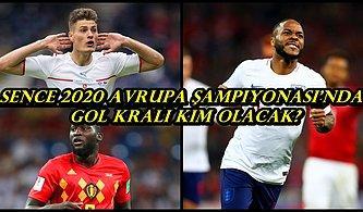 Avrupa Futbol Şampiyonası'nın Gol Kralı Kim Olur?