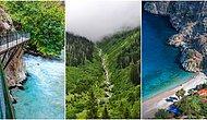 Ülkemizin Farklı Bölgelerinden Adeta Su Gibi Güzelliğe Sahip 10 Yer