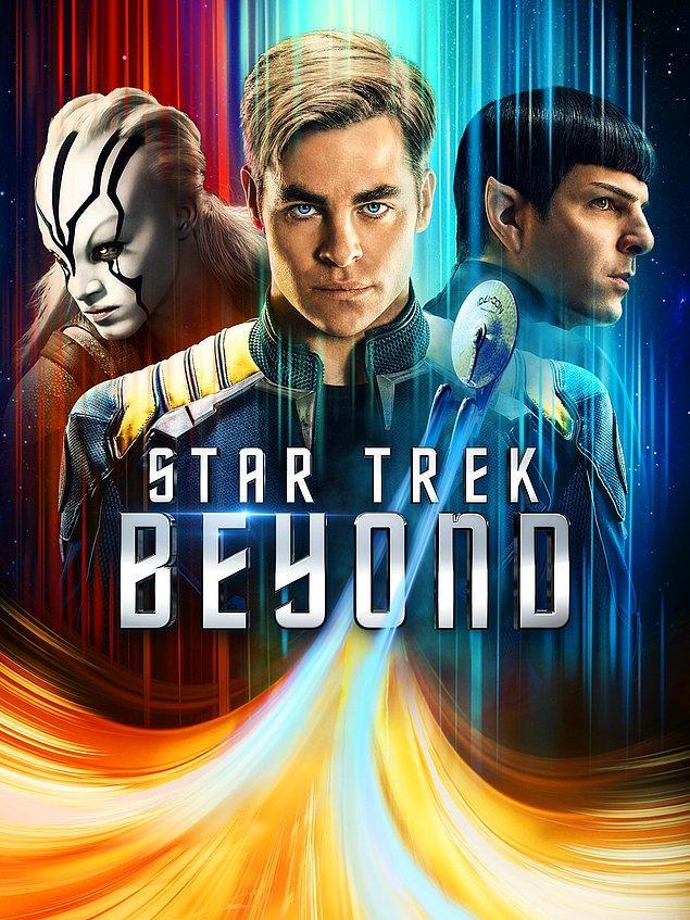 21. Star Trek Beyond / Netflix Lisanslı İçerik / 31 Temmuz
