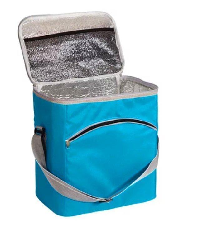 4. Bu sıcaklarda içeceklerimizin 1 saat içerisinde Antalya sıcağı kıvamına gelmesini istemiyorsak, bir soğutucu çanta şart.