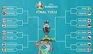 Çeyrek Final Bitti! Avrupa Futbol Şampiyonası'nda Finale Kimler Kalır?