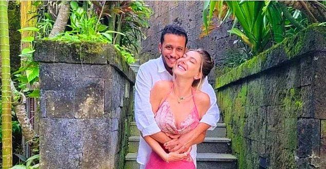 Takip edenler bilirler; Şeyma Subaşı Mısırlı sevgilisi Mohammed Alsaloussi'yle evlilik arifesinde hamile olduğunu öğrenmiş, ardından da düşük yaptığını açıklamıştı.