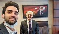 Salih Gergerlioğlu, Babasının Serbest Kalmasını İsterken Gözaltına Alındı