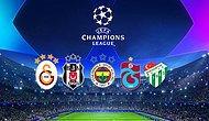 Türk Takımlarının Şampiyonlar Ligi Serüvenlerine Ne Kadar Hakimsin?