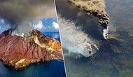 Yürek Yemeden Gidemeyeceğiniz Dünyanın En Tehlikeli Aktif Yanardağ Bölgeleri