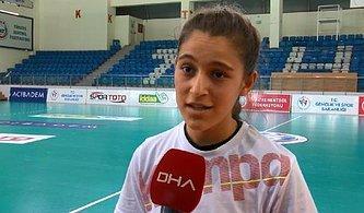 13 Yaşındaki Hentbolcu Merve Akpınar: 'Sen Kızsın, Şort Giyemezsin, Erkeklerin Yanında Oynayamazsın Dediler'
