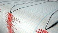 Ege Denizi'nde Korkutan Deprem! Son Deprem Nerede Oldu? İşte AFAD ve Kandilli'nin Son Depremler Listesi...