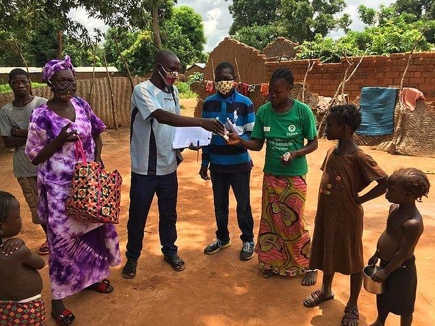 10. Orta Afrika Cumhuriyeti