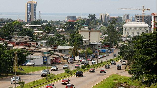 8. Gabon