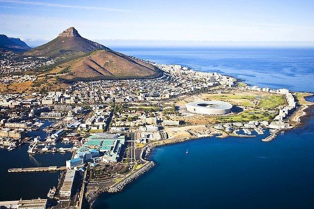 6. Güney Afrika