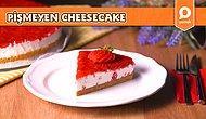 Cheesecake Severleri Mutlu Edecek Çok Pratik Bir Cheesecake Tarifimiz var! Pişmeyen Cheesecake Nasıl Yapılır?